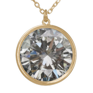 Get your Bling on Pendent Round Pendant Necklace