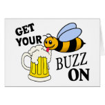 Get Your Buzz On Cards