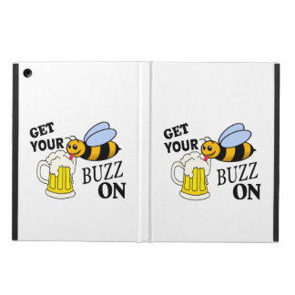 Get Your Buzz On iPad Air Cover