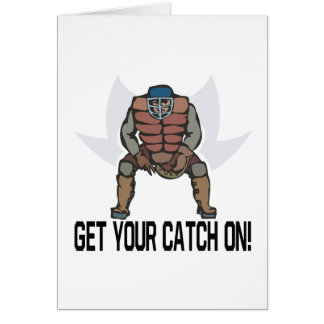 Get Your Catch On Card
