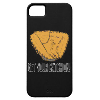 Get Your Catch On iPhone SE/5/5s Case