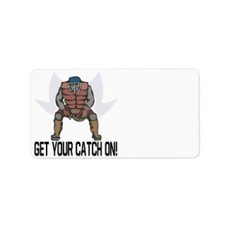 Get Your Catch On Label