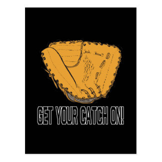 Get Your Catch On Postcard