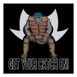 Get Your Catch On Poster