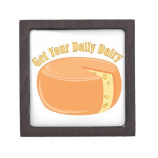 Get Your Daily Dairy Premium Keepsake Box