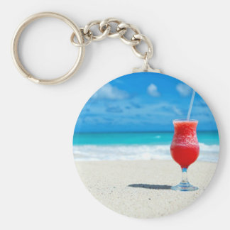 Get Your Drink On Keychain