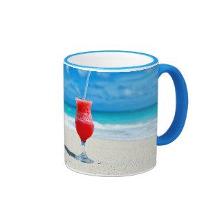 Get Your Drink On Ringer Mug