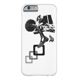 Get Your Fro On! Graffiti by Ms.Take Barely There iPhone 6 Case