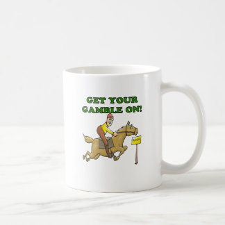 Get Your Gamble On Coffee Mug