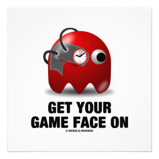 Get Your Game Face On (Real Time Borg) Custom Announcement