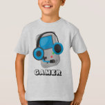 Get Your Game  On Kids' Hanes TAGLESS® T-Shirt