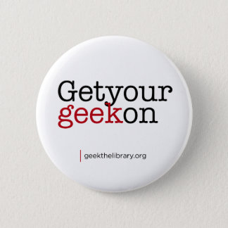 Get your geek on button