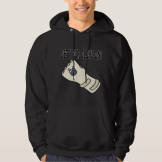 Get Your Glove On Hoodie