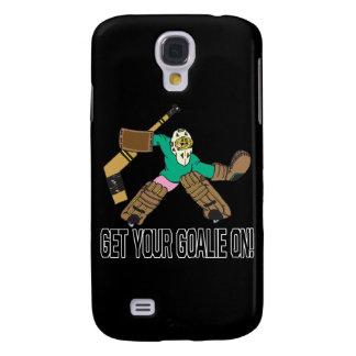 Get Your Goalie On Samsung Galaxy S4 Case