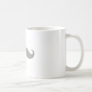 Get Your Grey Stache on Jack Coffee Mug