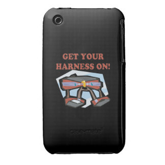Get Your Harness On Case-Mate iPhone 3 Case