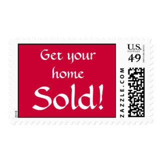 Get your home, Sold! Postage