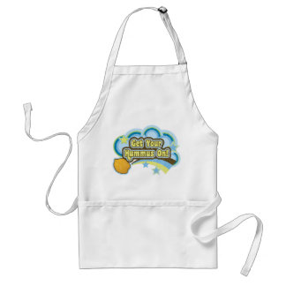Get Your Hummus On Adult Apron