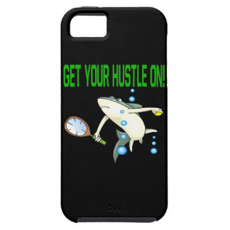 Get Your Hustle On iPhone SE/5/5s Case