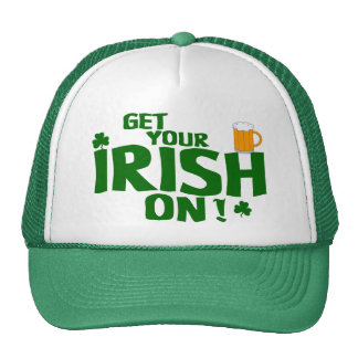 Get Your Irish On!   St. Patrick's Day Hat