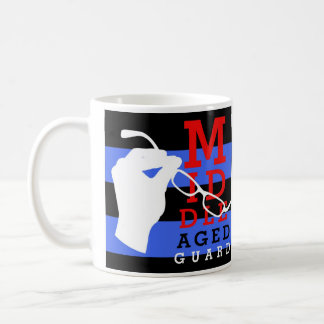Get your java the way you like it in this coffee mug