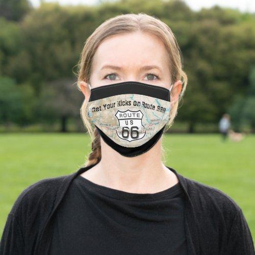 get your kicks cloth face mask