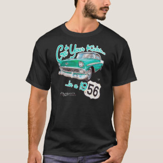 Get Your Kicks in a 1956 T-Shirt