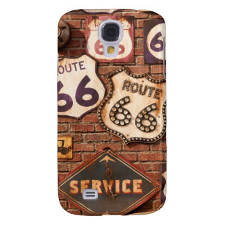 Get Your Kicks On Route 66 Samsung Galaxy S4 Case