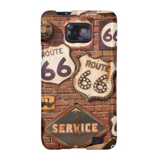Get Your Kicks On Route 66 Samsung Galaxy S2 Case