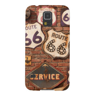 Get Your Kicks On Route 66 Case For Galaxy S5