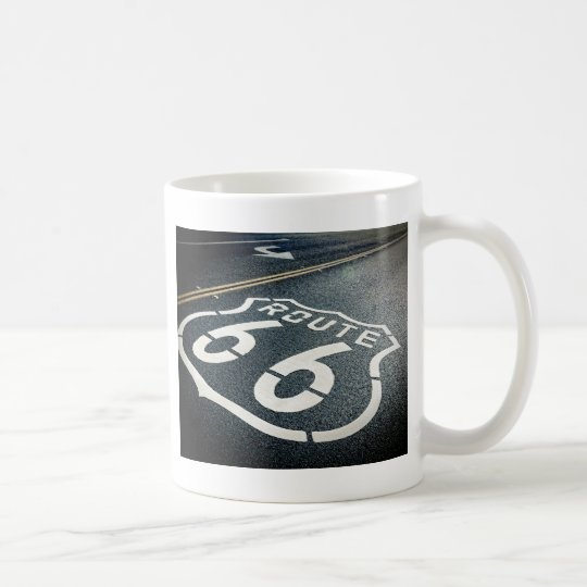 Get Your Kicks On Route 66 Coffee Mug