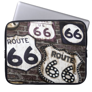 Get your kicks on Route 66 Computer Sleeve