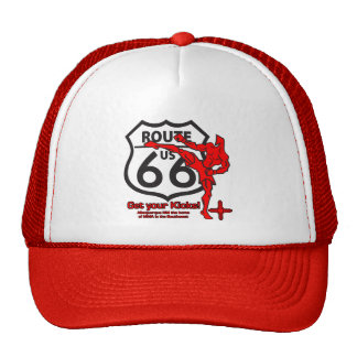 Get your Kicks on Route 66! Trucker Hat