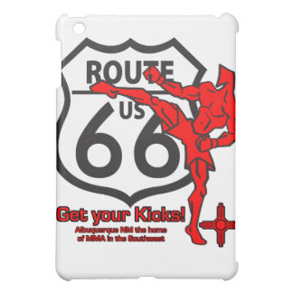 Get your Kicks on Route 66! iPad Mini Cover