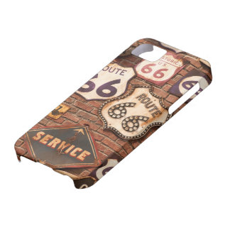 Get Your Kicks On Route 66 iPhone SE/5/5s Case