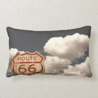 Get your kicks on Route 66 Pillows
