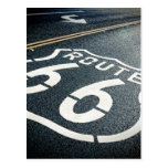 Get Your Kicks On Route 66 Post Card