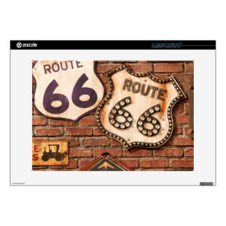 Get Your Kicks On Route 66 Skins For Laptops