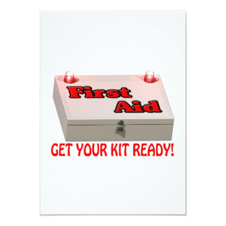 Get Your Kit Ready Card