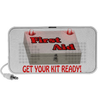 Get Your Kit Ready Mp3 Speaker