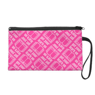 Get Your Learn On Wristlet