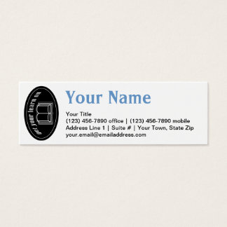 Get Your Learn On Mini Business Card