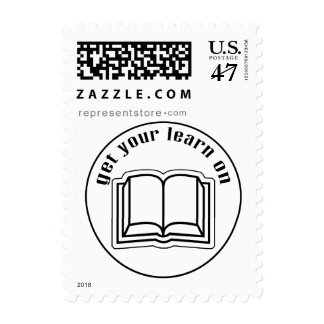 Get Your Learn On School Book Postage