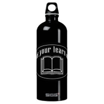 Get Your Learn On Water Bottle