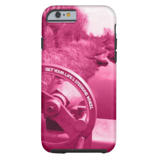 get your life's steering wheel advice of life tough iPhone 6 case