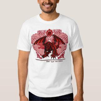 Get Your Own Dragon ~ Garnet Fire T-shirt