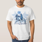 Get Your Own Dragon ~ Sapphire Ice T-shirt