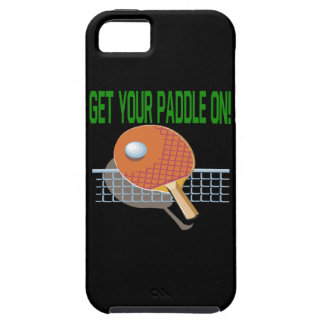 Get Your Paddle On iPhone 5 Cases