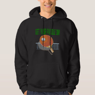 Get Your Paddle On Hoodie