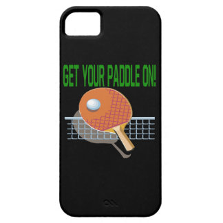 Get Your Paddle On iPhone SE/5/5s Case